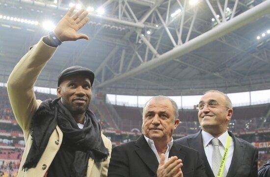 Galatasaray'dan Drogba için resmi açıklama