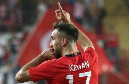 Galatasaray'da transfer operasyonu: Kenan Karaman