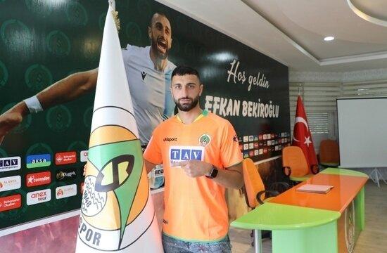 """Efkan Bekiroğlu: """"Büyük Galatasaray taraftarıyım"""""""