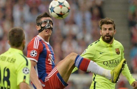 Şampiyonlar Ligi'nde günün maçı; Barcelona - Bayern Münih