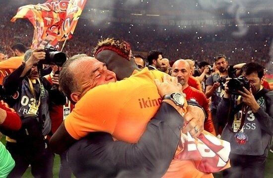 Fatih Terim, Mbaye Diagne'den vazgeçti!
