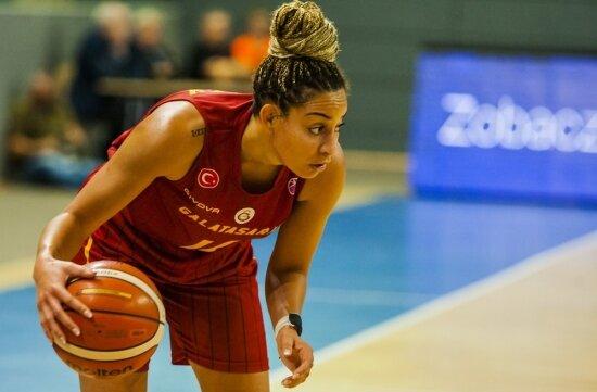 Galatasaray Kadın Basketbol Takımı'nda sakatlık şoku!