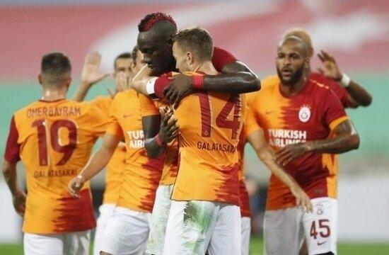Mbaye Diagne'nin ispat maçı