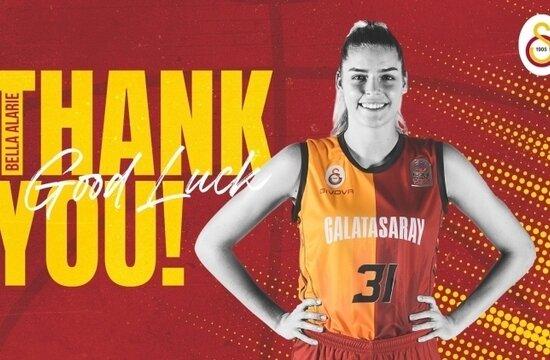 Ailevi sebeplerle Galatasaray'dan ayrıldı