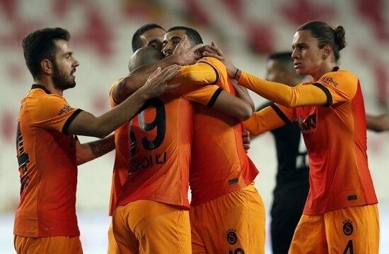 Galatasaray - Kayserispor: Muhtemel 11'ler