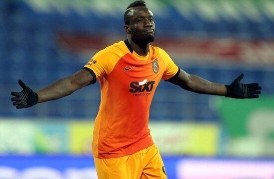 Fatih Terim'den Mbaye Diagne'ye tebrik