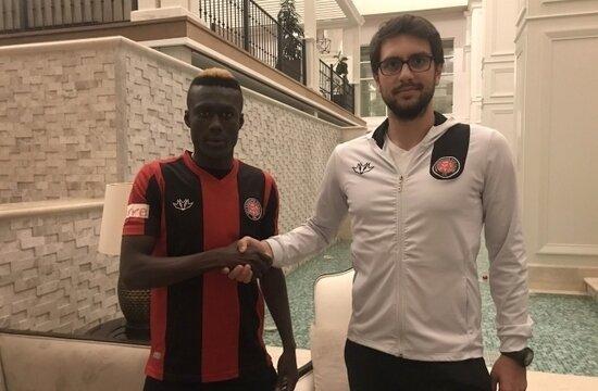 Galatasaray'dan Ndao yoklaması!