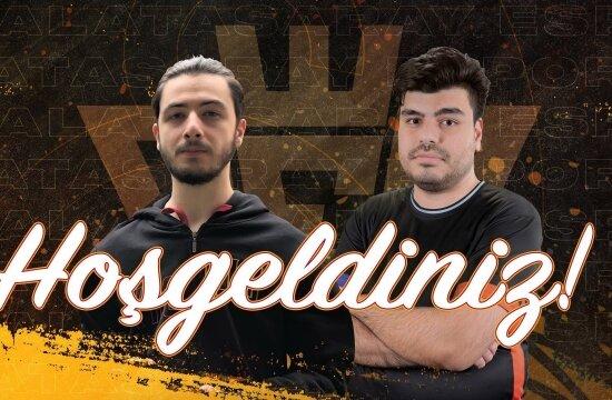 Galatasaray Espor, PES 20 Takımı kurdu