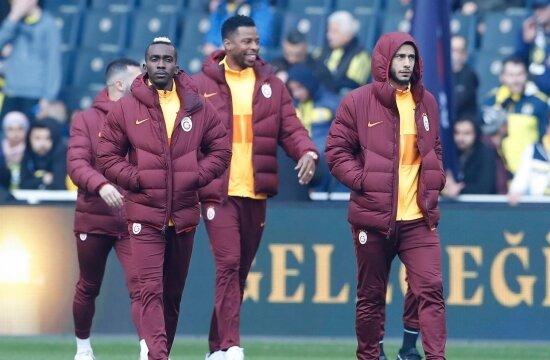 Fatih Terim'den Fenerbahçe'ye Belhanda sürprizi