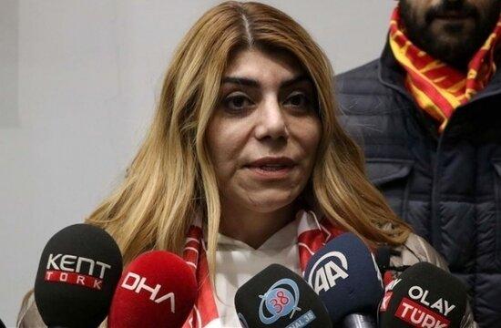 """Berna Gözbaşı: """"Ligler bitmiştir!"""""""