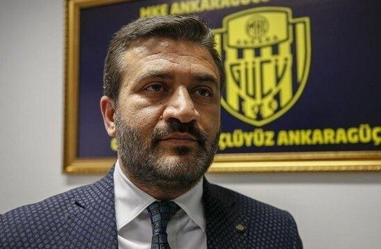 """Ankaragücü'nde açıklama: """"Galatasaray maçı ertelenebilir"""""""