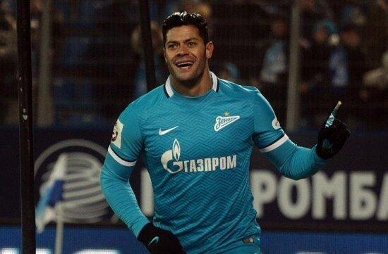 Hulk eski takımı Zenit'le sözleşme görüşüyor