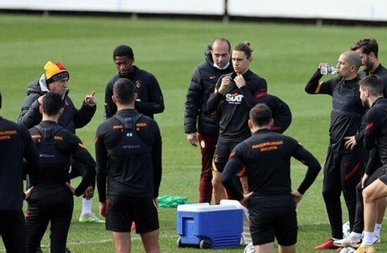 Kayserispor maçına ofansif kadro
