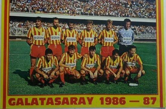 """TFF'den Beşiktaş'a kapak; """"1986-87 şampiyonu Galatasaray"""""""