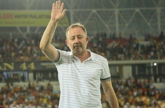 Yeni Malatyaspor'da Sergen Yalçın sürprizi!