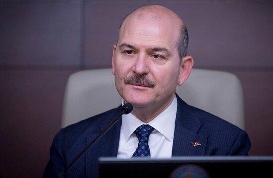 """İçişleri Bakanı Süleyman Soylu'dan """"sokağa çıkma yasağı"""" için açıklama"""