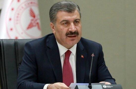Sağlık Bakanı Fahrettin Koca, koronavirüste son verileri açıkladı