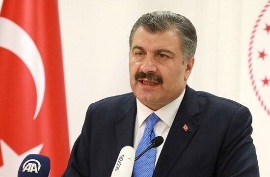 Sağlık Bakanı Koca, koronavirüste son sayıları açıkladı