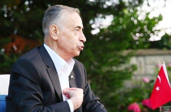 """Mustafa Cengiz: """"Galatasaray bizim namusumuzdur"""""""