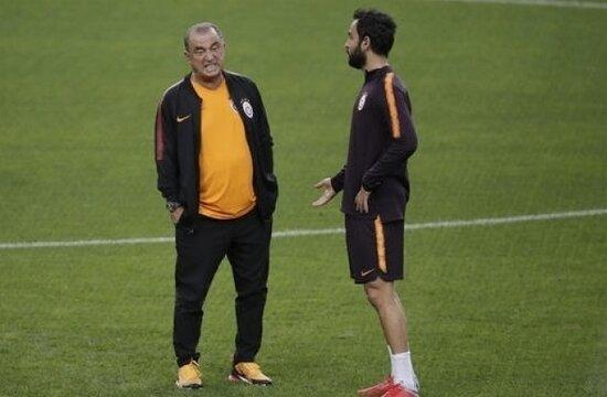 Galatasaray'da 'geçici' teknik direktör Selçuk İnan!