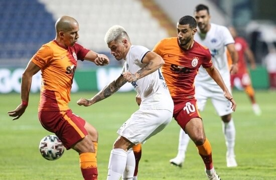 Galatasaray'da Kasımpaşa maçı öncesi 5 eksik