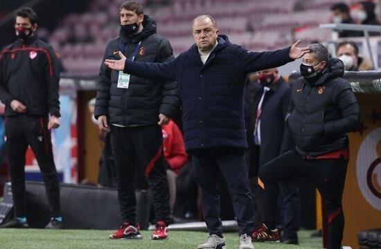 """Fatih Terim: """"Galatasaray her şartta yukarıları sever"""""""