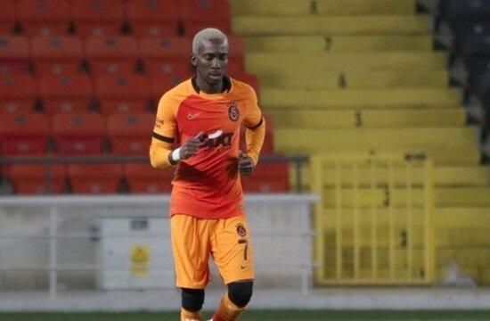Galatasaray'da kilit adam Onyekuru