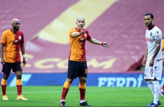 Galatasaray, 90+6'da puanı kurtardı!