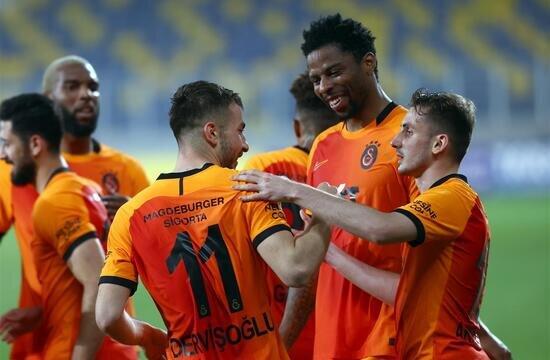 Umudun adı: Galatasaray!