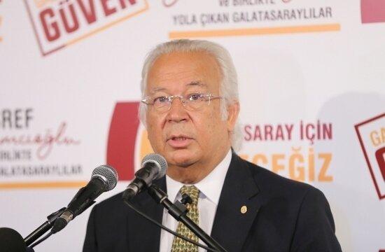 """Eşref Hamamcıoğlu: """"19 Haziran, Galatasaray'ın kurtuluş günü"""""""
