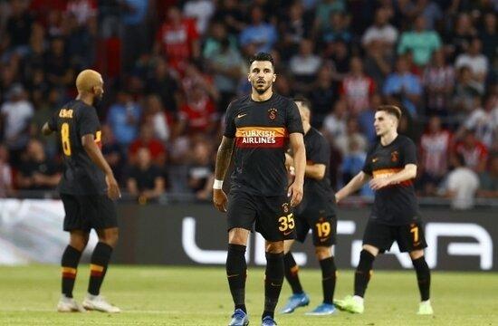 Galatasaray adına 36 maçta 4 galibiyet, kurucu felsefeye ters