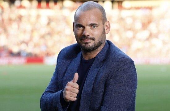 """Wesley Sneijder: """"Bu oyun Galatasaray'a yakışmıyor"""""""