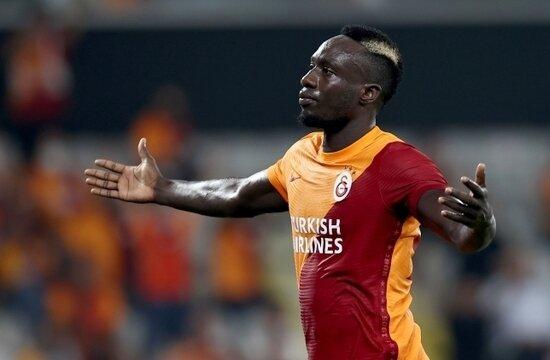 Diagne, G.Saray'da 200 gün sonra gol attı