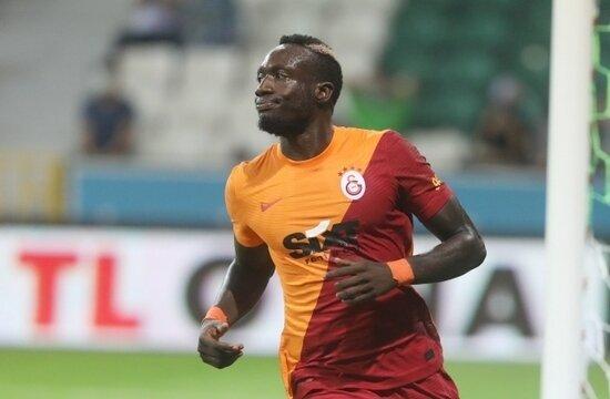 Galatasaray'da Mbaye Diagne planı