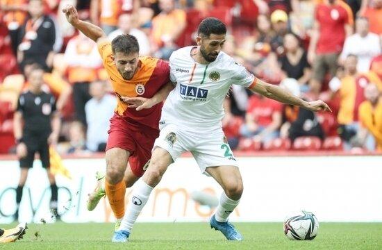 İlk yarı yorumları: Galatasaray 0-0 Alanyaspor