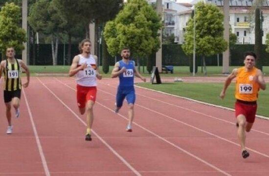 Oğuzhan ve Kubilay, Ulusal Takım 4x400 Bayrak Takımı'na seçildi