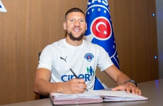 Kasımpaşa'dan sürpriz transfer: Bruma