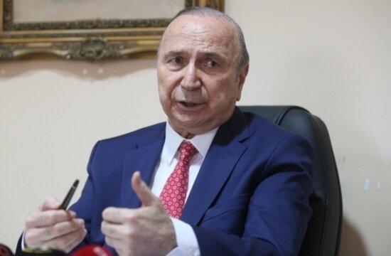 """İbrahim Özdemir: """"Galatasaray'ı tarihi başarılar bekliyor"""""""