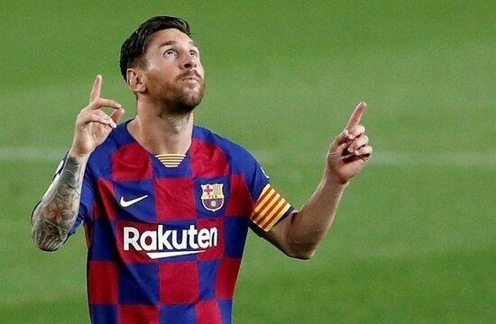 """Barcelona: """"Lionel Messi ile yollar ayrıldı"""""""