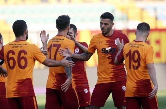 Galatasaray'ın hazırlık maçında rakibi Olympiakos