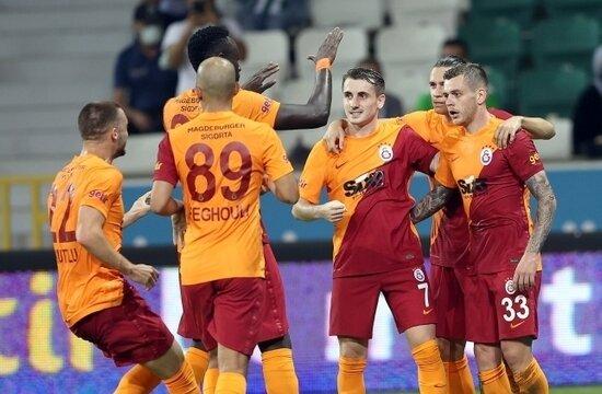 Galatasaray son nefeste kazandı!