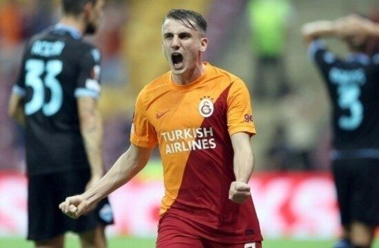 Galatasaray'da sakatlık: Kerem!
