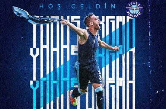 Yunus Akgün, Adana Demirspor'a transfer oldu