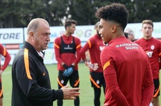 Galatasaray'da Assunçao görücüye çıkıyor!
