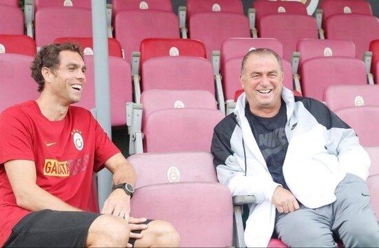 """Johan Elmander: """"Derbide Galatasaray'a inanıyorum"""""""