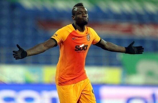 Galatasaray'da Mbaye Diagne zorunlu olarak ilk 11'de!