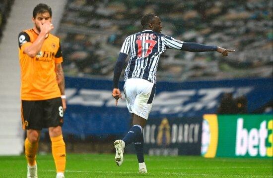Diagne'nin golü West Bromwich'e yetmedi