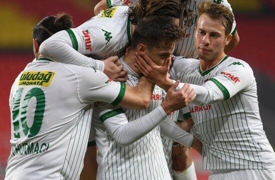 Galatasaray'ın Bursaspor'dan iki hedefi