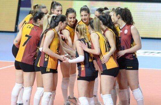 Galatasaray HDI Sigorta, CEV Kupası'nda yarı final maçına çıkıyor
