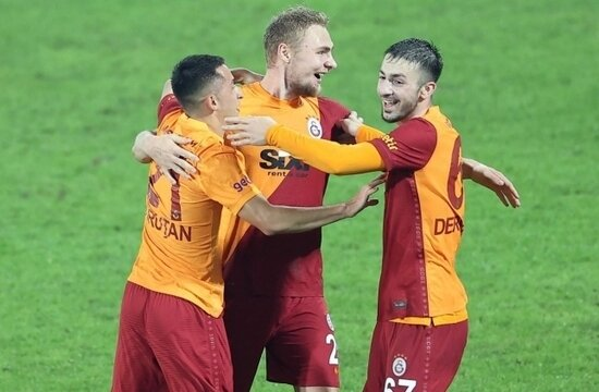 Süper Lig Avrupa'ya damga vurdu! Galatasaray bu listede ikinci sırada